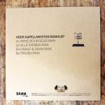 Herr Kapellmeister Remix EP back